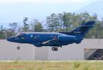 なごやんさんが、小松空港で撮影した航空自衛隊 U-125A(Hawker 800)の航空フォト(写真)