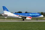 Echo-Kiloさんが、ダブリン空港で撮影したbmi A319-131の航空フォト(写真)