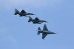 チャッピー・シミズさんが、三沢飛行場で撮影した航空自衛隊 F-2Aの航空フォト(写真)