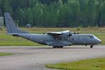 Echo-Kiloさんが、ユバスキュラ空港で撮影したフィンランド空軍 C-295Mの航空フォト(写真)