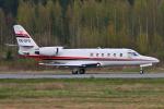 Echo-Kiloさんが、タンペレ・ピルカッラ空港で撮影したABC Bedarfsflug 1125A Astra SPXの航空フォト(写真)