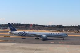 Shibataさんが、成田国際空港で撮影したエールフランス航空 777-328/ERの航空フォト(写真)
