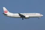 NIKEさんが、那覇空港で撮影した日本トランスオーシャン航空 737-446の航空フォト(写真)