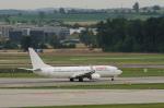 pringlesさんが、チューリッヒ空港で撮影したエア・ベルリン 737-86Jの航空フォト(写真)