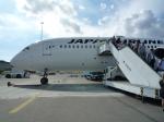 Y.Hさんが、ヘルシンキ空港で撮影した日本航空 787-846の航空フォト(写真)
