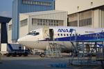 kamichanさんが、伊丹空港で撮影したANAウイングス 737-5L9の航空フォト(写真)