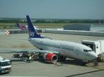 Y.Hさんが、フェレンツリスト国際空港で撮影したスカンジナビア航空 737-683の航空フォト(写真)