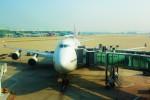 すやまさんが、仁川国際空港で撮影したアシアナ航空 747-48EMの航空フォト(写真)