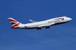 twining07さんが、ロンドン・ヒースロー空港で撮影したブリティッシュ・エアウェイズ 747-436の航空フォト(写真)