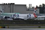 romyさんが、ペインフィールド空港で撮影したブリティッシュ・エアウェイズ 787-9の航空フォト(写真)