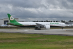 romyさんが、ペインフィールド空港で撮影したエバー航空 777-36N/ERの航空フォト(写真)