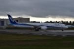 romyさんが、ペインフィールド空港で撮影した全日空 787-9の航空フォト(写真)