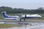 多楽さんが、新潟空港で撮影したANAウイングス DHC-8-402Q Dash 8の航空フォト(写真)