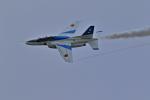 Oyasumiさんが、小松空港で撮影した航空自衛隊 T-4の航空フォト(写真)