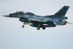 tomoMTさんが、松島基地で撮影した航空自衛隊 F-2Bの航空フォト(写真)