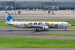 PASSENGERさんが、羽田空港で撮影した全日空 767-381の航空フォト(写真)