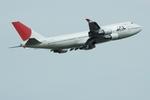 gunmano_kumasanさんが、成田国際空港で撮影した日本航空 747-446の航空フォト(写真)