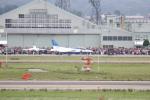 チャッピー・シミズさんが、小松空港で撮影した航空自衛隊 T-4の航空フォト(写真)