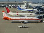 Shibataさんが、中部国際空港で撮影した日本トランスオーシャン航空 737-446の航空フォト(写真)
