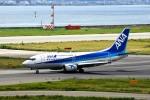 we love kixさんが、関西国際空港で撮影したANAウイングス 737-54Kの航空フォト(写真)