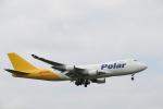ゴンタさんが、成田国際空港で撮影したポーラーエアカーゴ 747-47UF/SCDの航空フォト(写真)