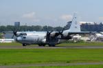Gujirinkaさんが、フランシスコ・バンゴイ国際空港で撮影したフィリピン空軍 C-130T Herculesの航空フォト(写真)