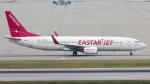 coolinsjpさんが、仁川国際空港で撮影したイースター航空 737-8Q8の航空フォト(写真)