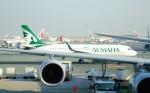 Juliaさんが、ドーハ・ハマド国際空港で撮影したアル・マハ・エアウェイズ A320-214の航空フォト(写真)