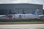 romyさんが、ペインフィールド空港で撮影したノルウェー・エアシャトル・ロングホール 787-9の航空フォト(写真)