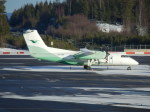 TUILANYAKSUさんが、オスロ国際空港で撮影したワイドロー DHC-8-103B Dash 8の航空フォト(写真)
