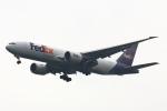 こだしさんが、成田国際空港で撮影したフェデックス・エクスプレス 777-FS2の航空フォト(写真)