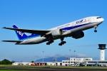 高松空港 - Takamatsu Airport [TAK/RJOT]で撮影された全日空 - All Nippon Airways [NH/ANA]の航空機写真