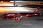 トロピカルさんが、羽田空港で撮影した吉祥航空 A320-214の航空フォト(写真)