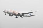 MI-YANさんが、成田国際空港で撮影した全日空 777-381/ERの航空フォト(写真)