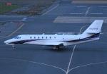 くーぺいさんが、新千歳空港で撮影したTextron Financial Corpの航空フォト(写真)