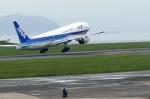 Apocalypse Nowさんが、松山空港で撮影した全日空 777-281の航空フォト(写真)