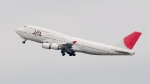 coolinsjpさんが、羽田空港で撮影した日本航空 747-446の航空フォト(写真)