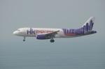 にっしーさんが、香港国際空港で撮影した香港エクスプレス A320-232の航空フォト(写真)
