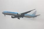こだしさんが、成田国際空港で撮影した大韓航空 777-3B5/ERの航空フォト(写真)