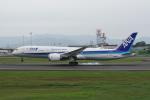 神宮寺ももさんが、高松空港で撮影した全日空 787-9の航空フォト(写真)