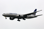 こだしさんが、成田国際空港で撮影したユナイテッド航空 777-224/ERの航空フォト(写真)