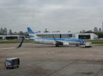 nagashima0926さんが、ホルヘ・ニューベリー空港で撮影したアルゼンチン航空 737-85Fの航空フォト(写真)