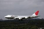MOHICANさんが、成田国際空港で撮影した日本航空 747-246F/SCDの航空フォト(写真)