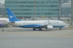 にっしーさんが、香港国際空港で撮影した厦門航空 737-85Cの航空フォト(写真)
