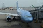にっしーさんが、香港国際空港で撮影したエティハド航空 A330-243の航空フォト(写真)