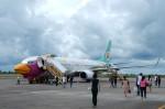 atiiさんが、ナコンパノム空港で撮影したノックエア 737-86Jの航空フォト(写真)