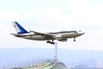 kix-boobyさんが、関西国際空港で撮影したタイ王国空軍 A310-324の航空フォト(写真)