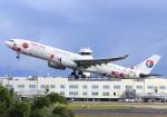台湾桃園国際空港 - Taiwan Taoyuan International Airport [TPE/RCTP]で撮影された中国東方航空 - China Eastern Airlines [MU/CES]の航空機写真