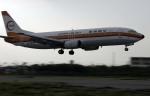 planetさんが、石垣空港で撮影した日本トランスオーシャン航空 737-446の航空フォト(写真)