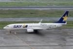 goshiさんが、羽田空港で撮影したスカイマーク 737-81Dの航空フォト(写真)
